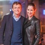 Hannes Jagerhofer und Kati Bellowitsch bei Wie Brüder im Wind - Weltpremiere