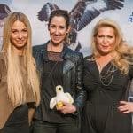 Wie Brüder im Wind Weltpremiere Naturfilm mit Adler aus Kärnten