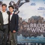 Wie Brüder im Wind Weltpremiere Österreich - Film mit Adler aus Landskron