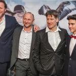Weltpremiere Wie Brüder im Wind aus Österreich